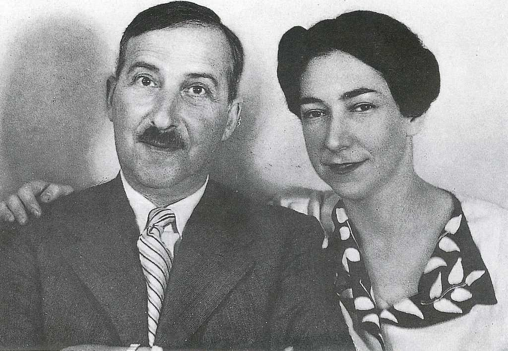 stefan ve lotte zweig