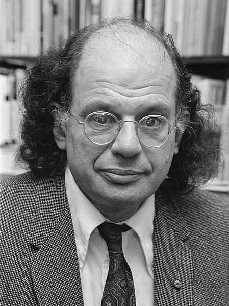 Allen Ginsberg 1979