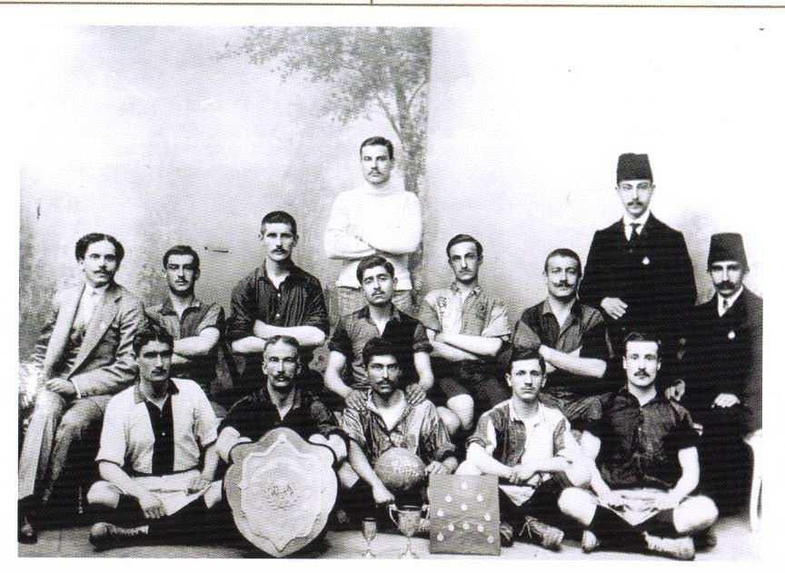 Galatasaray Spor Kulübü, 1909-1910 Sezonu