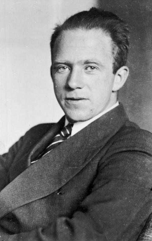 Prof. Dr. Werner K. Heisenberg Portre