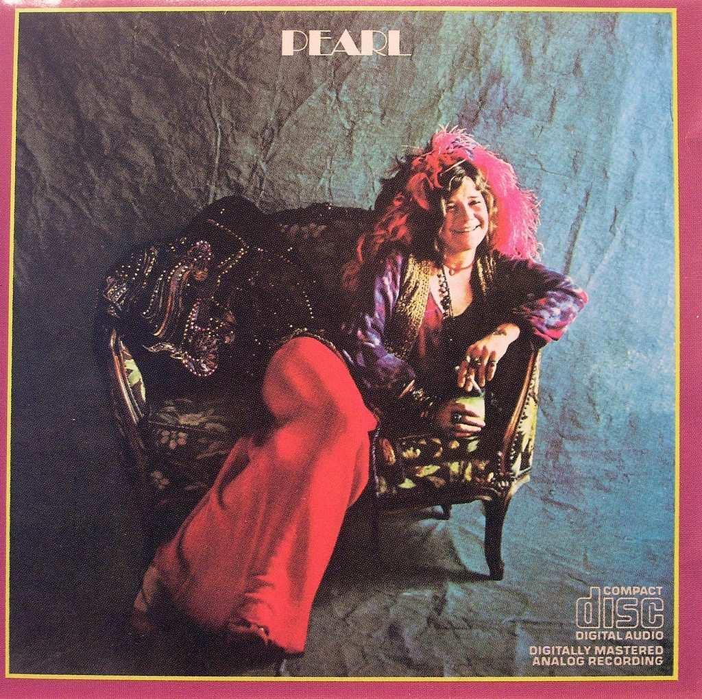 janis joplin pearl album cover