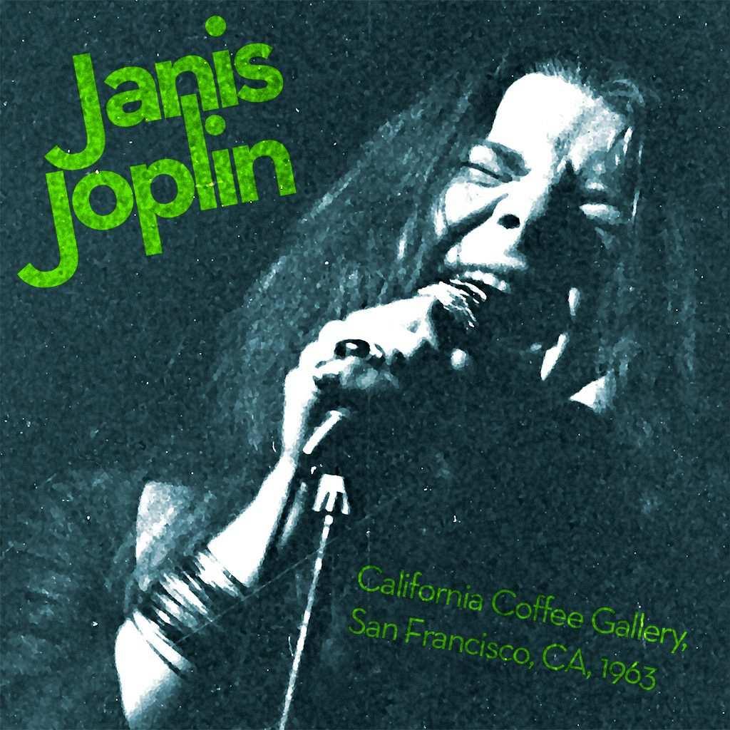janis joplin live poster