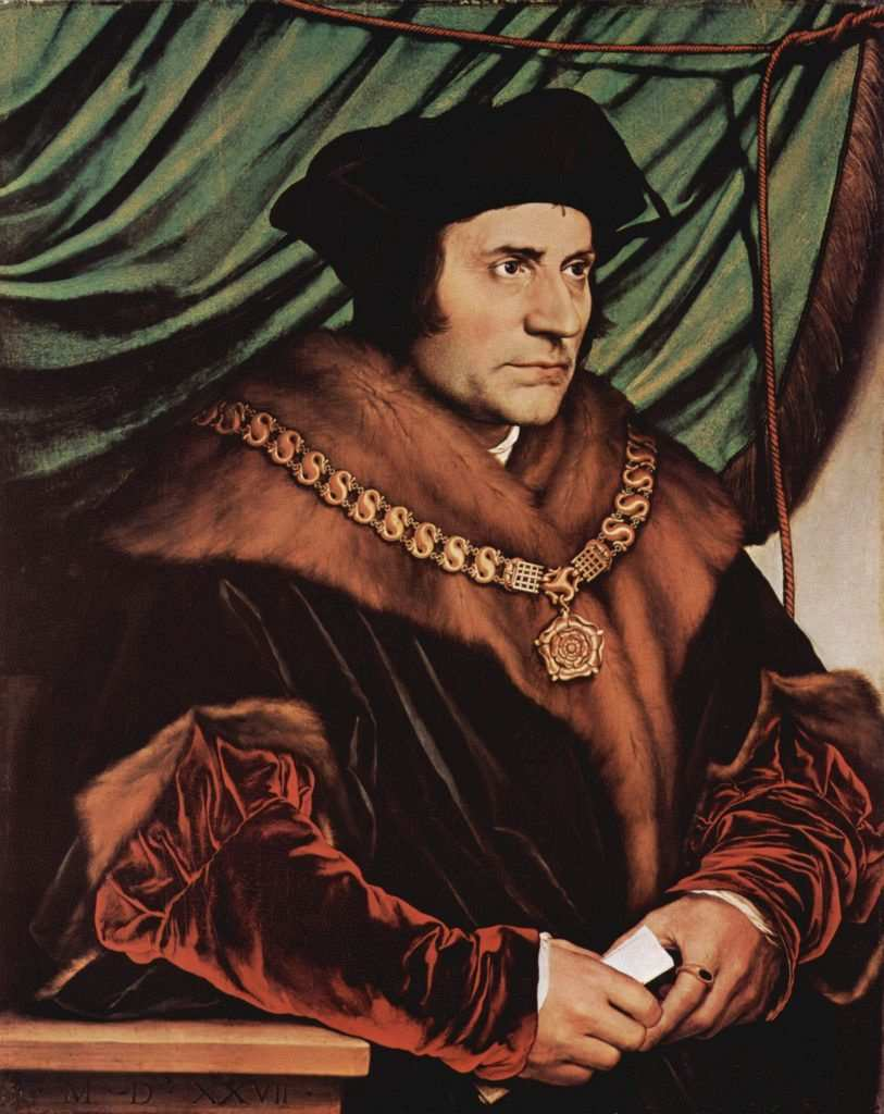 thomas more portait