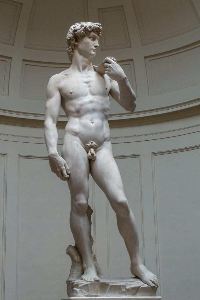 david statue michelangelo