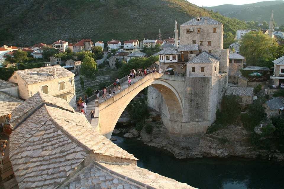 Mostar Old Bridge Ottoman Bridge