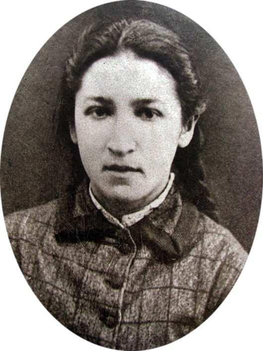 Vera Zasulich portre