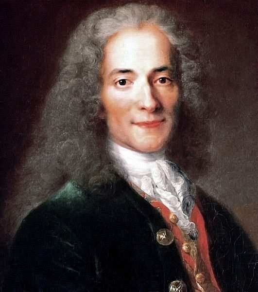 Voltaire porterai Nicolas de Largilliére