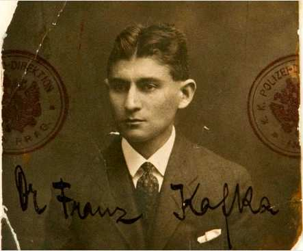 Franz Kafka fotoğrafı