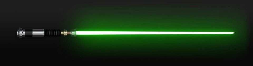 ışın kılıcı star wars