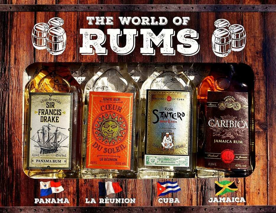 the world of rums