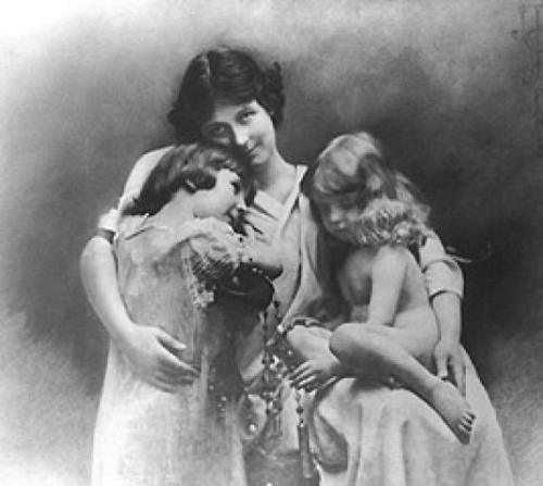 Isadora Duncan ve çocukları