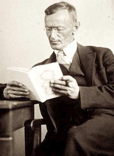 Hermann hesse 1927