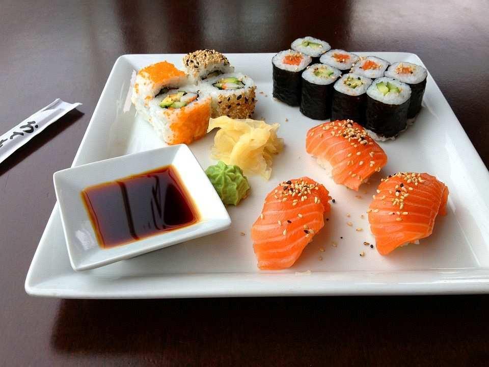 sushi tabağı