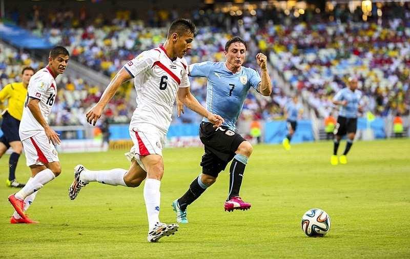 2014 dünya kupası uruguay kosta rika maçı