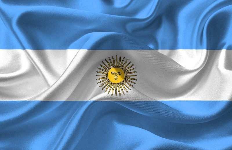 Arjantin Bayrağı