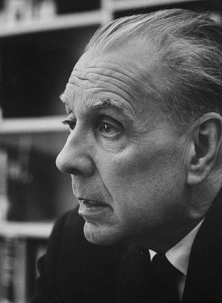 J. L. Borges, 1968