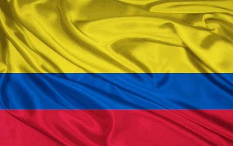 Kolombiya Bayrağı