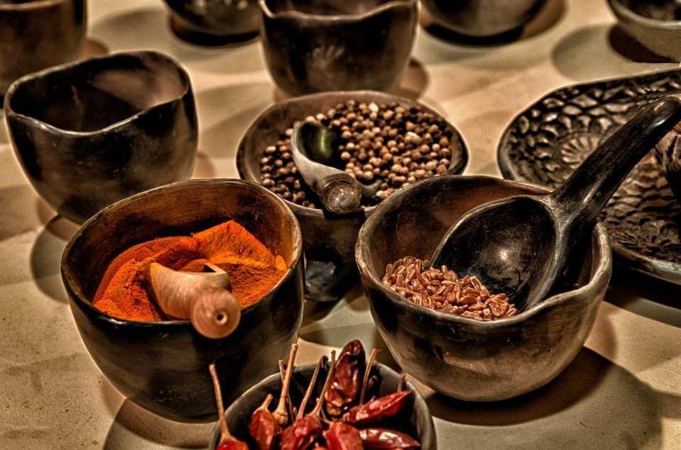 meksika mutfağı baharat