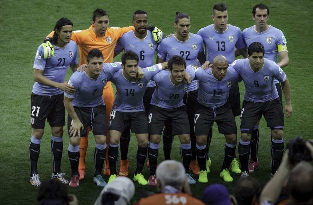 Uruguay Milli Takımı