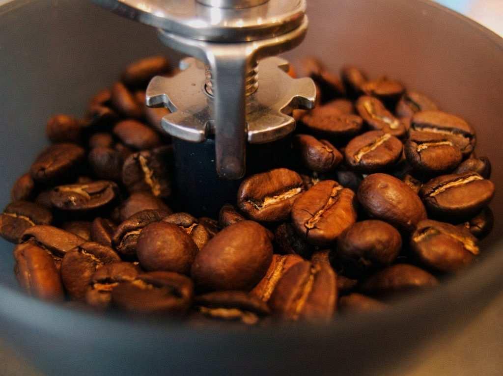 kahve öğütme makinesi