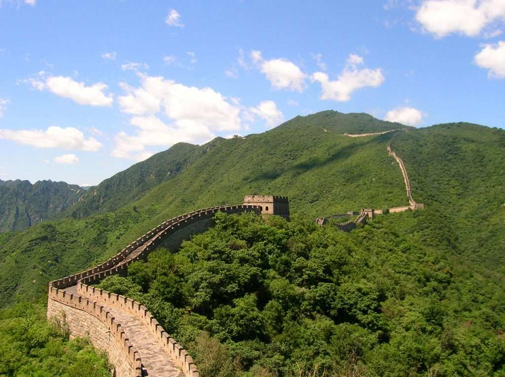 Çin Seddi, The Great Wall of China
