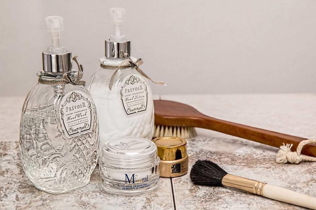 kişisel bakım ve temizlik ürünleri