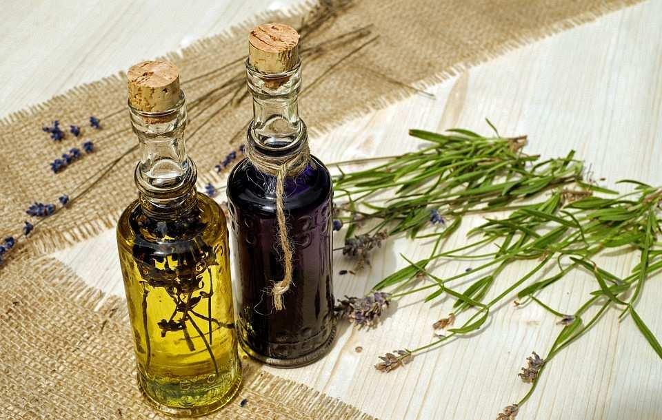parfüm ve bitki yağı