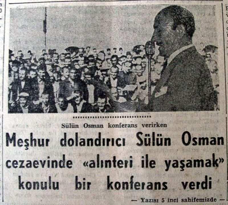 sülün osman alınteriyle yaşamak konferansı haberi
