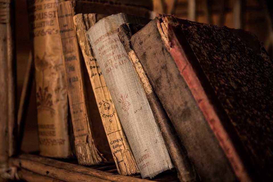 eski kitaplar