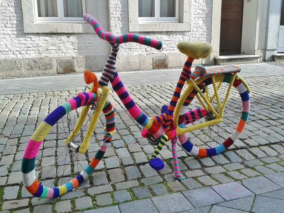 sokak sanatı ip bombalama