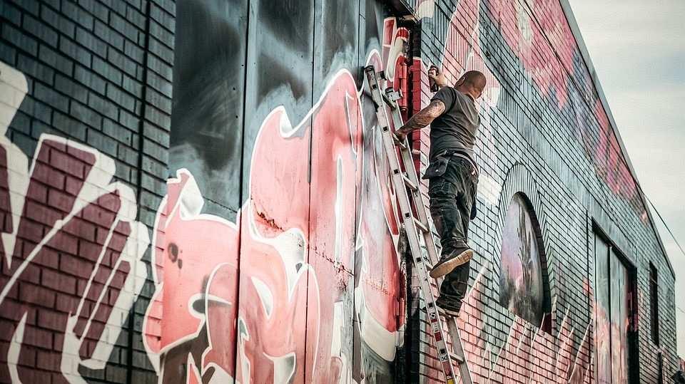 sokak sanatı grafiti