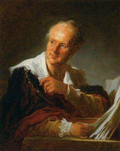 denis diderot by jean honore fragonard