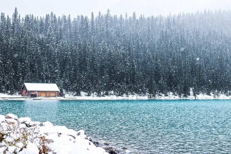 kış tatili abant gölü bolu