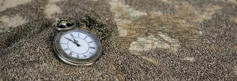 cep saati dünya haritası kum