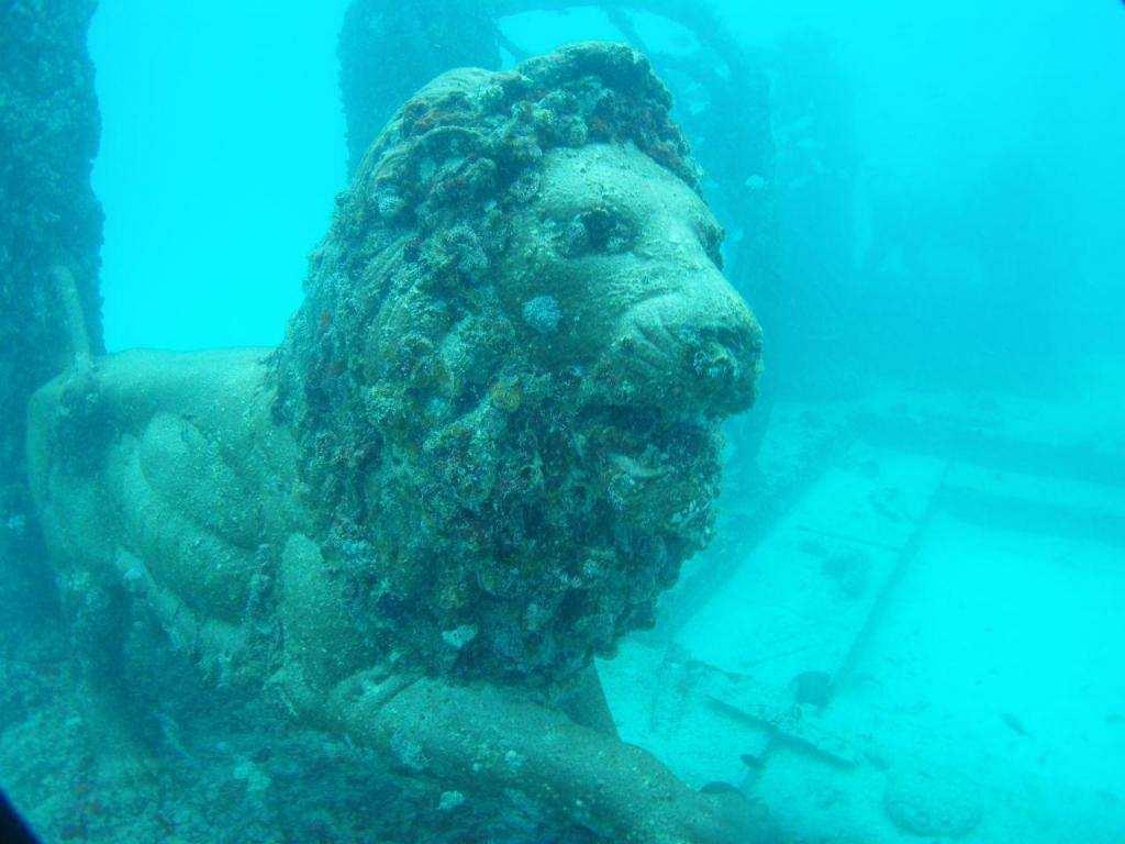 kayıp sualtı şehirleri neptün anıtı
