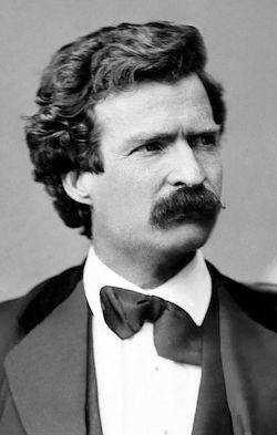 mark twain 1871