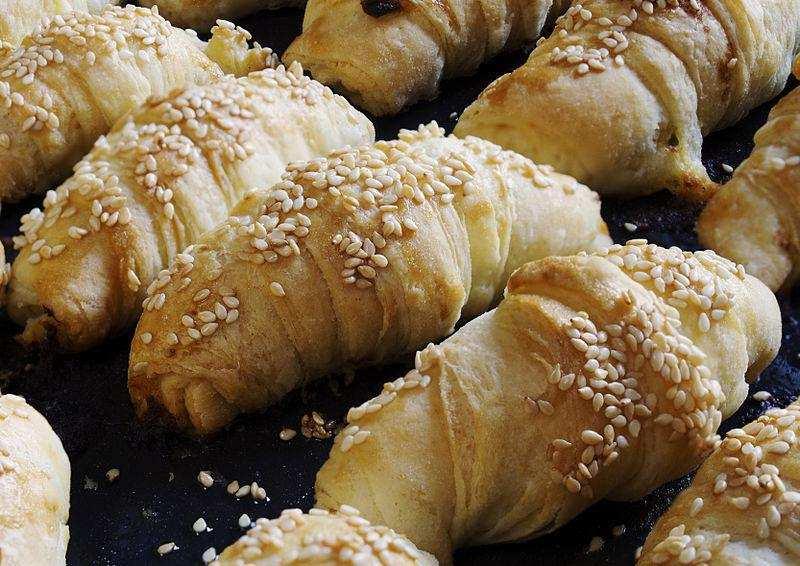 balkan mutfağı kiflice börek