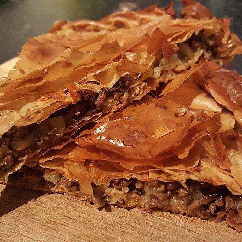 balkan mutfağı arnavut böreği