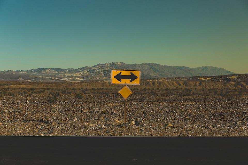 karar vermek seçim yapmak yol ayrımı