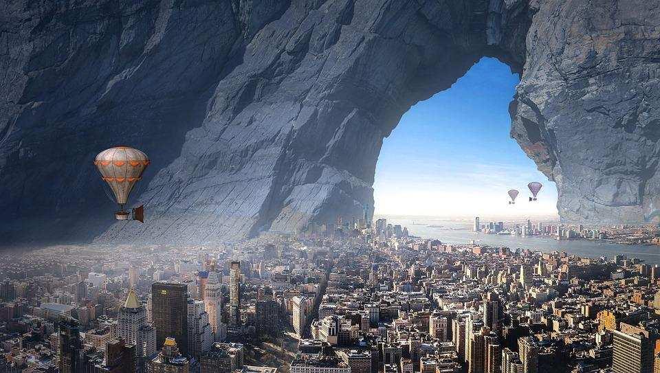 bilim kurgu türleri dünya şehir