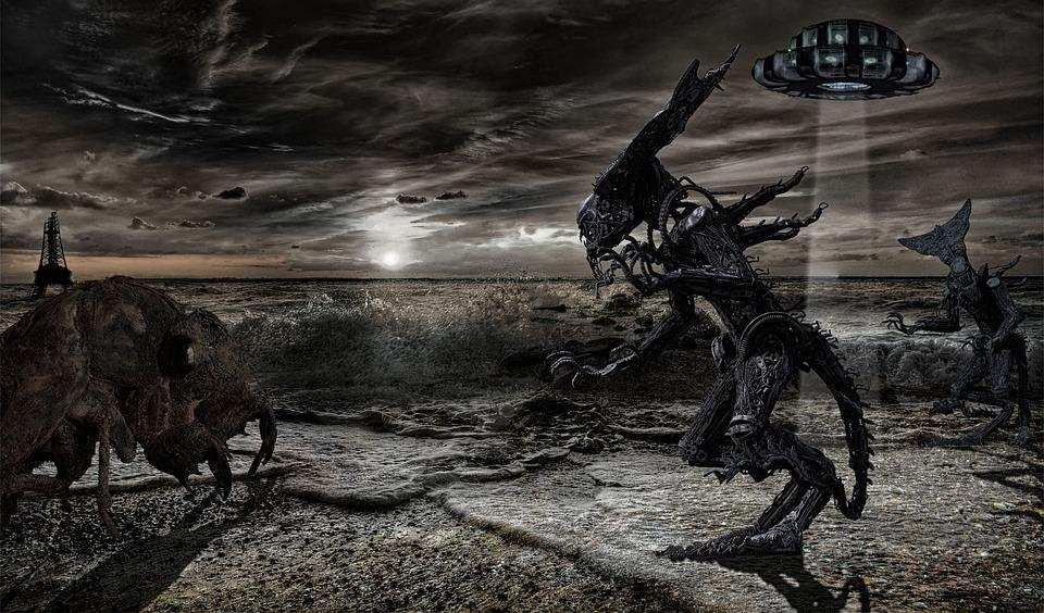 bilim kurgu türleri türler arası savaş