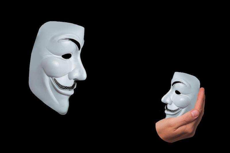 gizli başarısızlık korkusu maske ayna