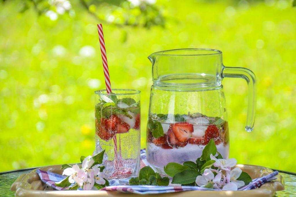 meyve su içecek