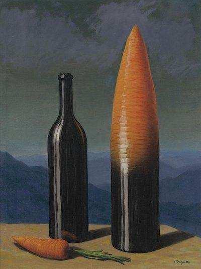 Rene Magritte The Explication