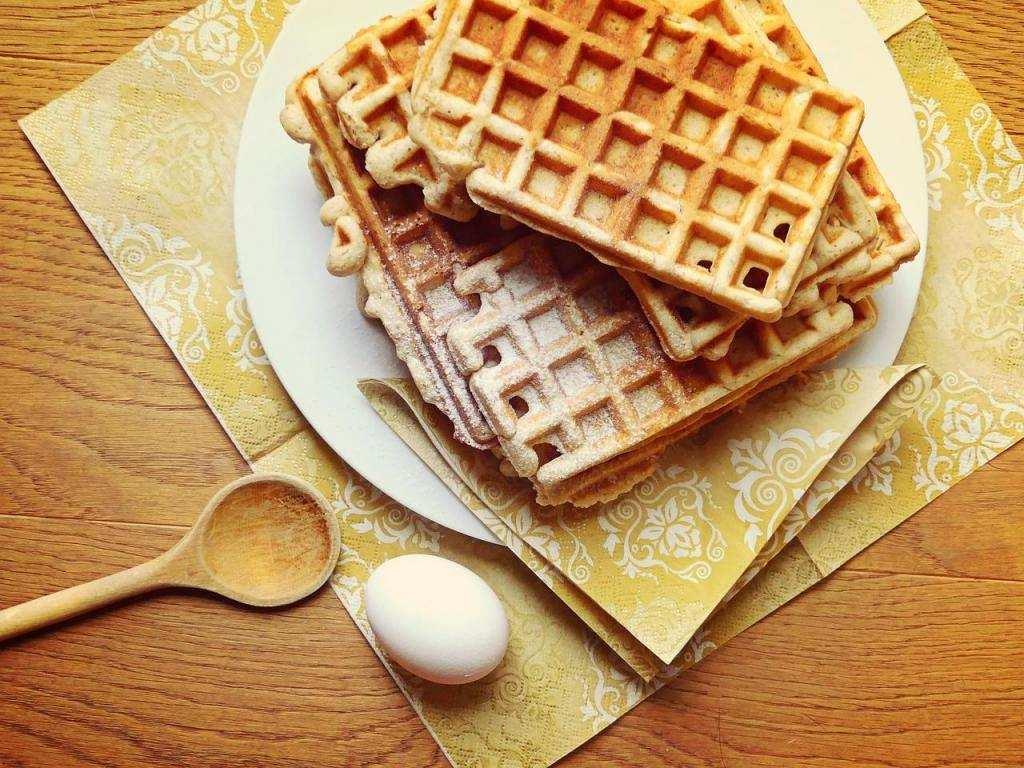 10 dakikada yapabileceğiniz 10 tatlı waffle