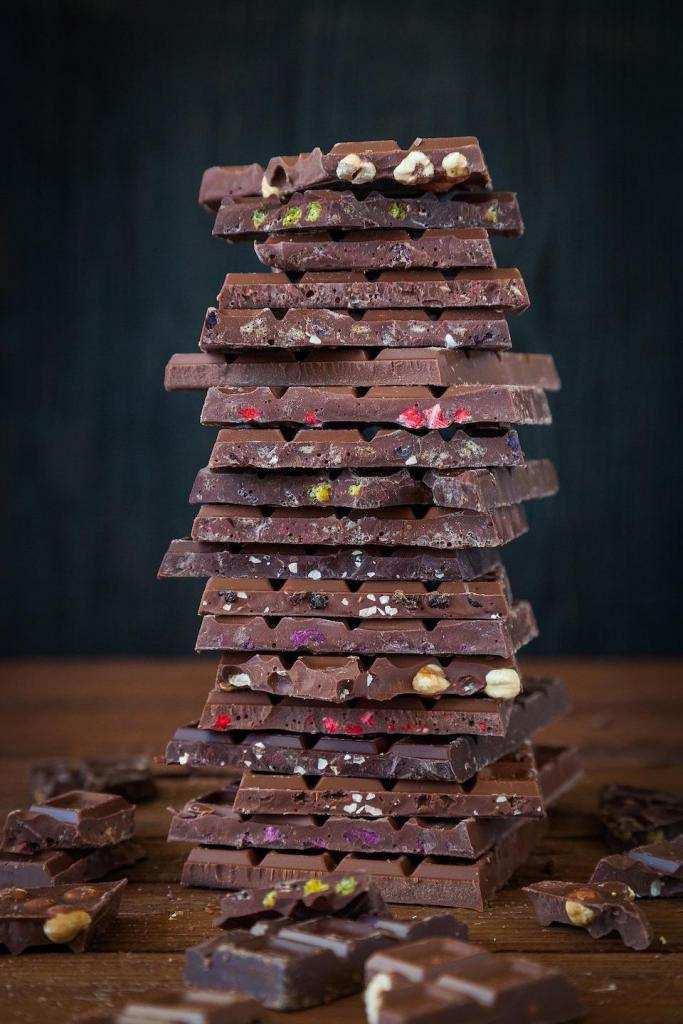 çikolata çeşitleri çikolata barları