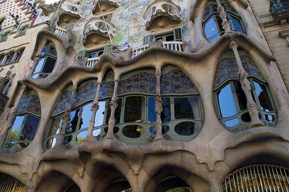 Casa Batllo Antoni Gaudi