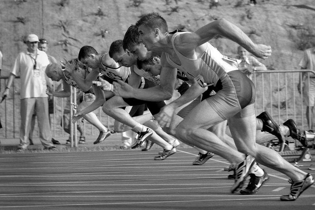 atletizm koşu