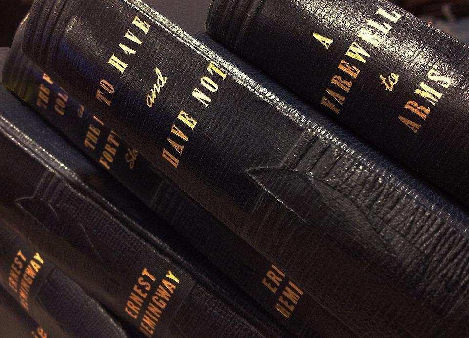 ernest hemingway kitapları