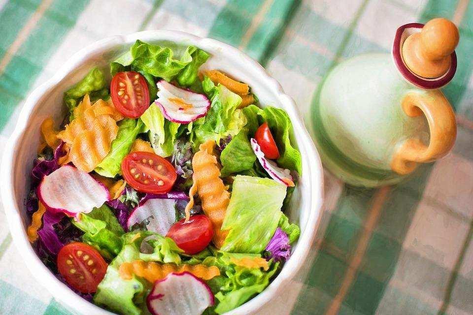 metabolizmayı hızlandıran besinler salata